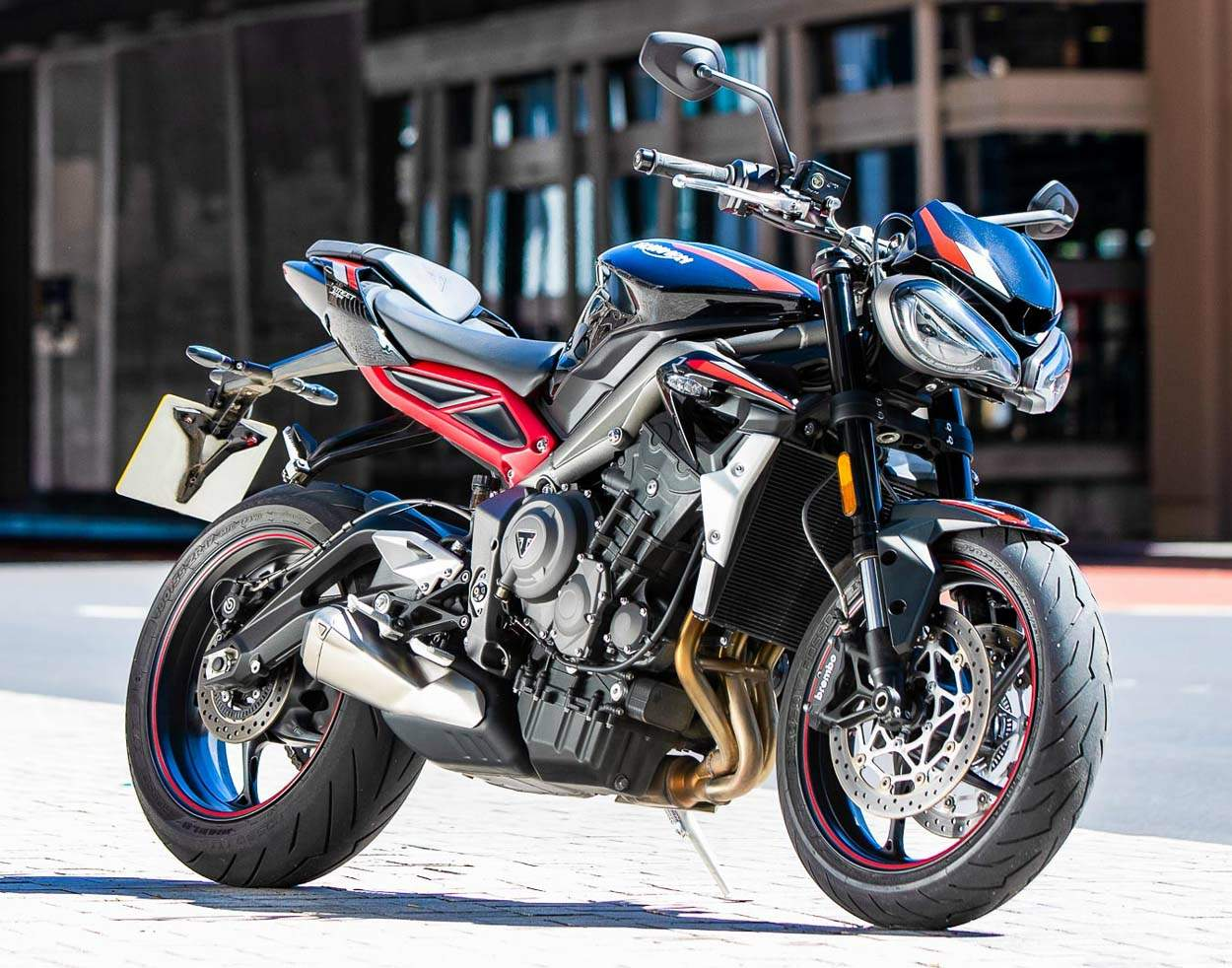 Triumph Street Triple R technical specifications